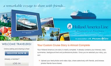Panraven's Cruise Partner Promotions